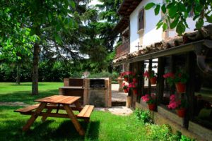 Rural house Navarra Mertxenea. With Txoko and barbecue