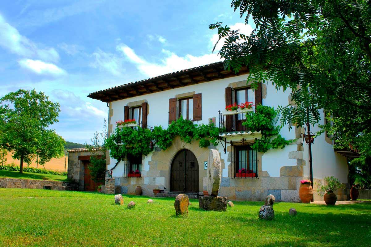 Casa rural Navarra - Mertxenea