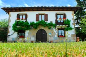 Rural house Pamplona 10 km, Mertxenea
