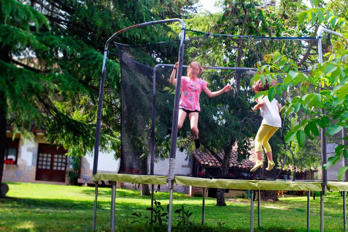 Casas rurales con niños. Mertxenea