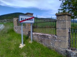 Finca de Mertxenea at the exit of Elcano towards Sagaseta